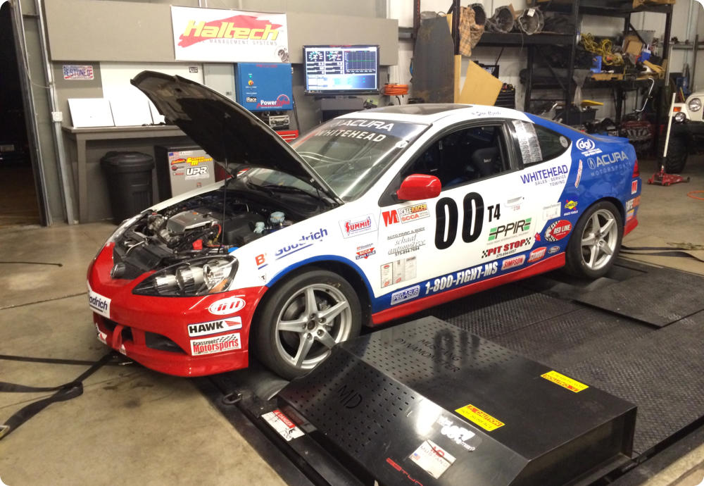 Racing Data Acquisition